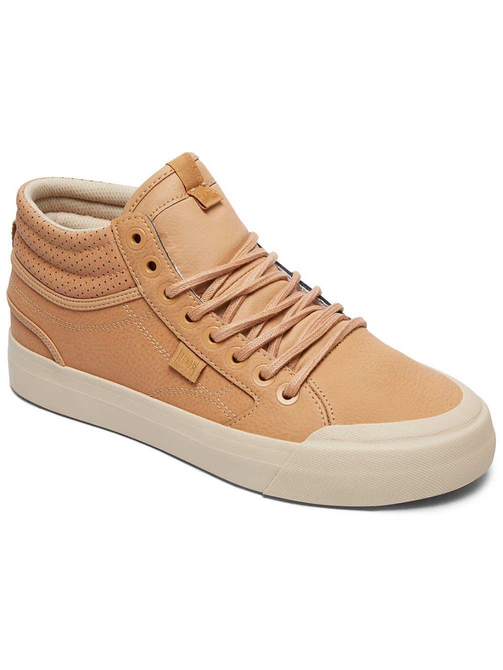 DC Shoes Evan HI SE - Zapatillas Altas para Mujer ADJS300182 38 EU|Marron