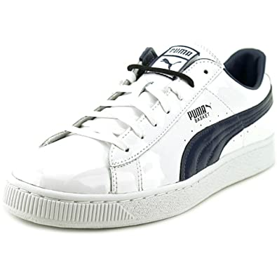 3ca7b601a63 Puma Basket Classic Men US 8 White Sneakers