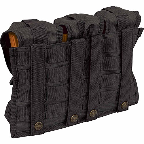 SOG Tactical Triple Pouch Equipped
