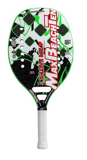 Pala de Tenis Playa MBT X-LOVE 2019: Amazon.es: Deportes y ...