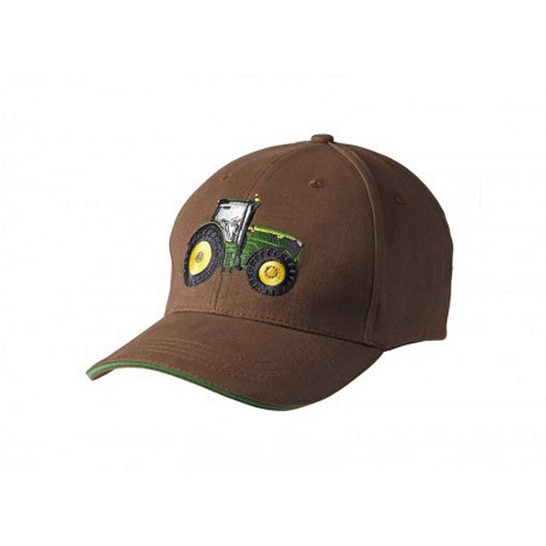 John Deere 6R Tractor Baseball Cap Hat