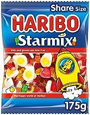 Haribo - Gummy Candy, Starmix Gummy Variety Pack, 175g