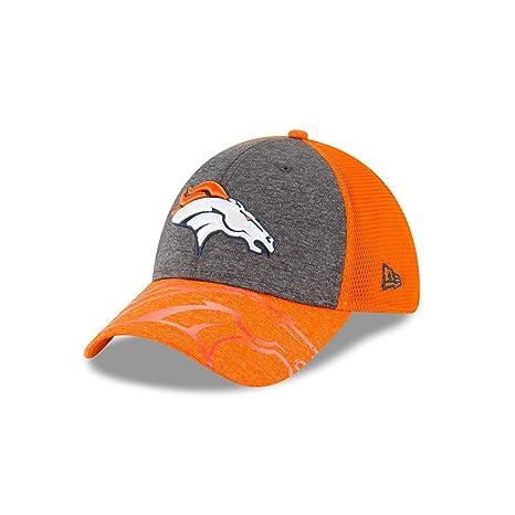 cheap for discount 39d3f 31d7a New Era Denver Broncos Shadow Gleam 39THIRTY Flex Fit Hat Cap Small Medium