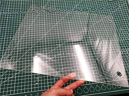 WillBest - Plato de cristal para impresoras Tornado 3D, tamaño ...