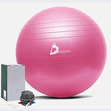 Wly&Home Ejercicio Ball (55-75Cm) EXTRA THICK Silla Yoga ...