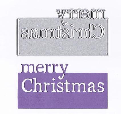 4X Christmas Snowflake Metal Cutting Dies Stencil Scrapbooking Album Paper Card