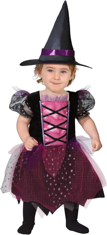 Guirca 83036 - Pink Witch Baby Talla 6-12 Meses: Amazon.es ...