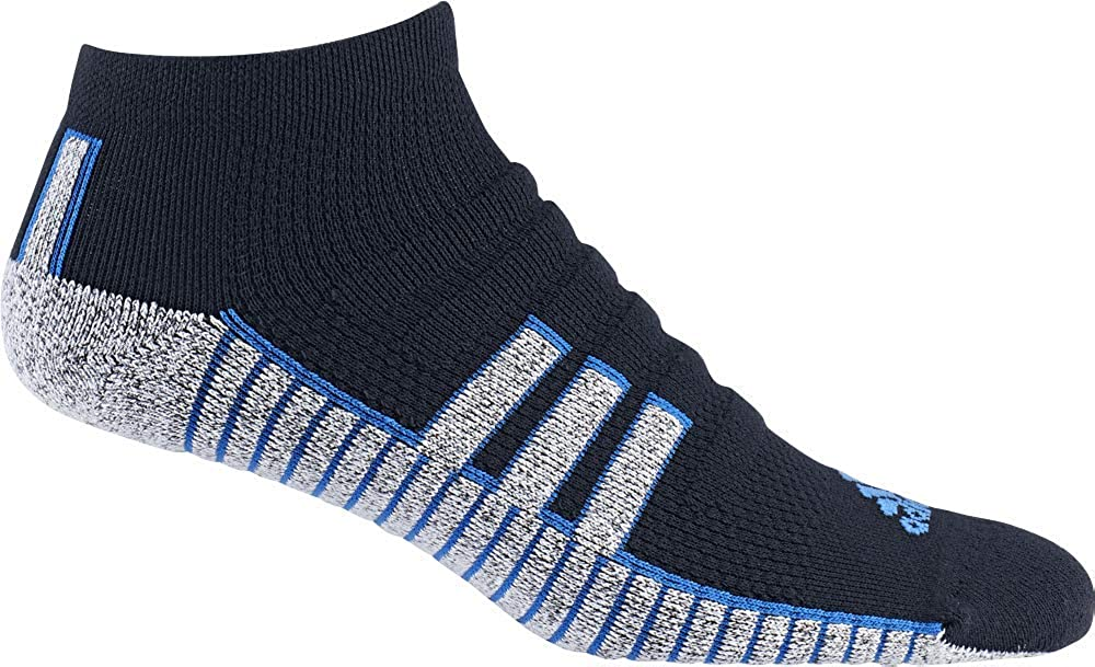 adidas Herren Tour 360 Ankle Sock Füßlinge, Schwarz (Negro