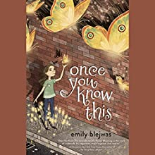 Once You Know This Audiobook by Emily Blejwas Narrated by Catherine Taber