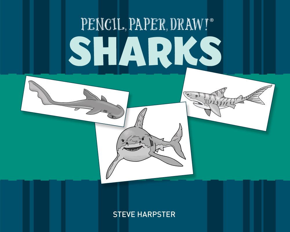 Pencil, Paper, Draw!®: Sharks pdf epub