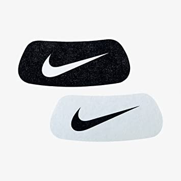 NIKE EyeBlack Stickers Set Of 4 Pairs-Black With White New