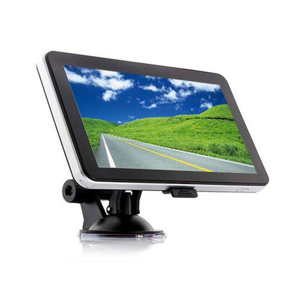 Navigation GPS de Navigation par Satellite de 7 Pouces, pour des Cartes duvoiture de Camion 2019, Le Compagnon de Voyage, de Camping et d'aventure