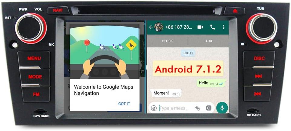 A Sure Android 7 1 Autoradio Dvd Gps Auto Navigation Elektronik