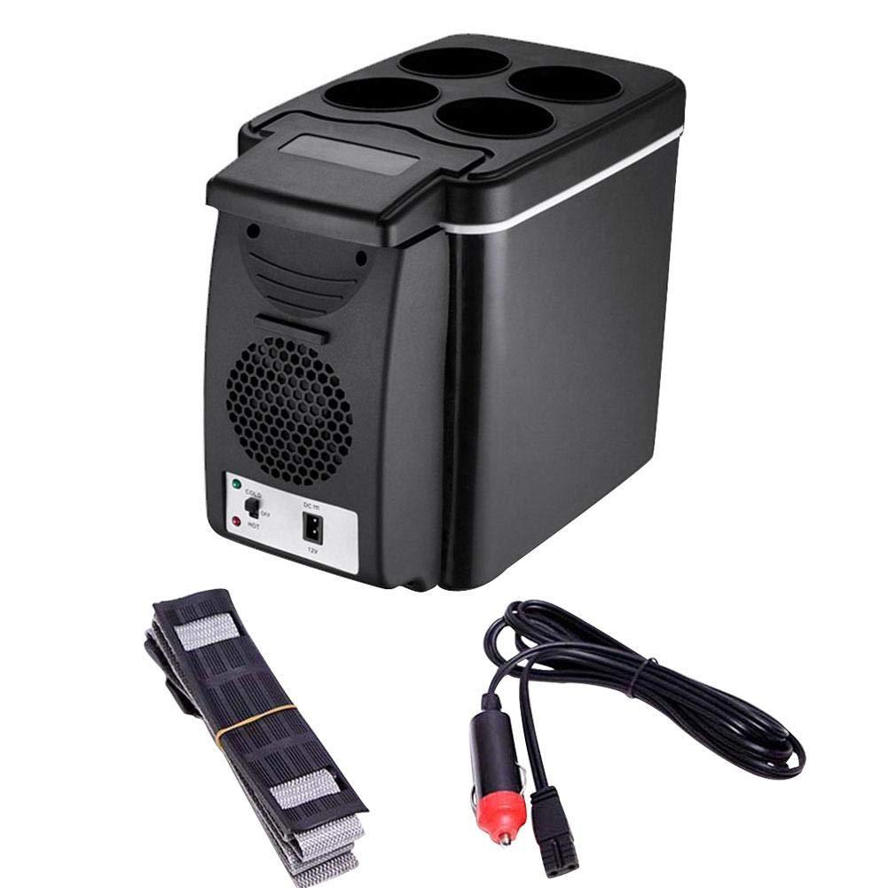 SunniY Congelatore Automatico Portatile da 12 V Mini Frigorifero da 12 Litri Frigorifero A Doppio Uso per Auto Familiare A Conchiglia Utilizzato per Celle Frigorifere