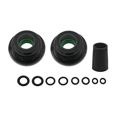 Seal Kit replace the model#HS5157 fit for pivot front Mount Steering Cylinder compatible for HC5340, HC5341-HC5348 HC5358 HC5365 HC5375 HC5394 HC5445 HC6750-HC6755 Without Wrench.: Automotive