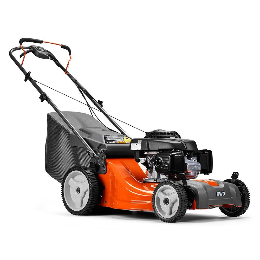 Amazon.com: Husqvarna LC221RH, 21 in. 160cc Honda Walk Behind  Self-Propelled Mower: Garden & Outdoor