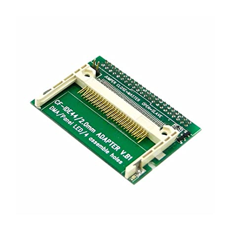 CF Compact Flash Merory Card para Vertical 2.5 44 Pines IDE Disco ...