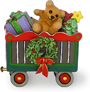 product image for Wee Forest Folk M-453a Christmas Box Car (Retired)