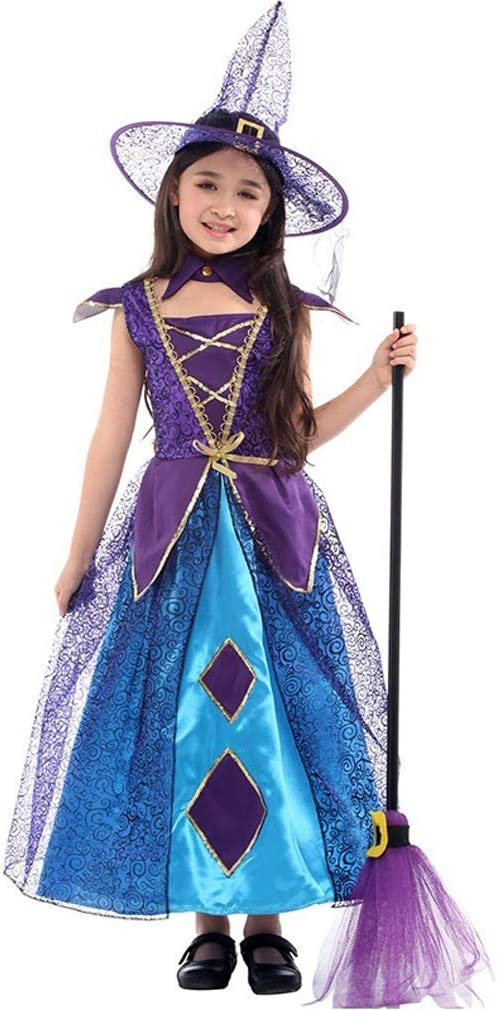 Ropa para niños de Halloween Vestido de Princesa niña Pequeña ...