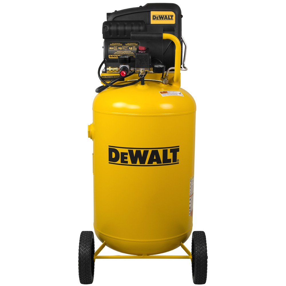 3. DeWalt DXCMLA1983012 30-Gallon Oil Free Direct Drive Air Compressor