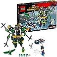 LEGO Super Heroes 76059 - Set Costruzioni Spider-Man: la Trappola Tentacolare di D