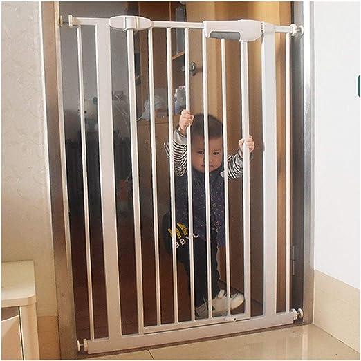Puerta De Bebé Puerta De Seguridad For Bebé Extra Ancha De 79 Pulgadas For Mascotas Con