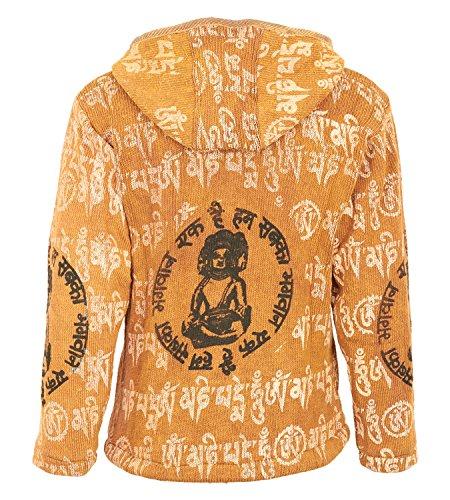 Donna Cardigan - cotne - incappucciato - Hippie giacca Goa