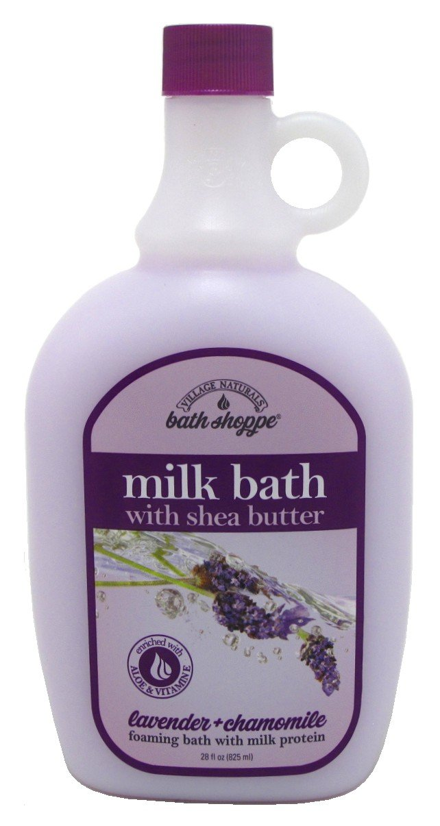 Village Naturals Bath Shoppe Ultra-Moisturizing Milk Bath Lavender & Chamomile