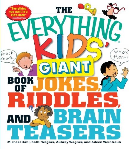 Riddles Brain Teasers - The Everything Kids' Giant Book of Jokes, Riddles, and Brain Teasers