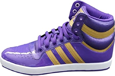 Adidas Originals Top X Mid High Sneaker EUR 38 UK 5 lila