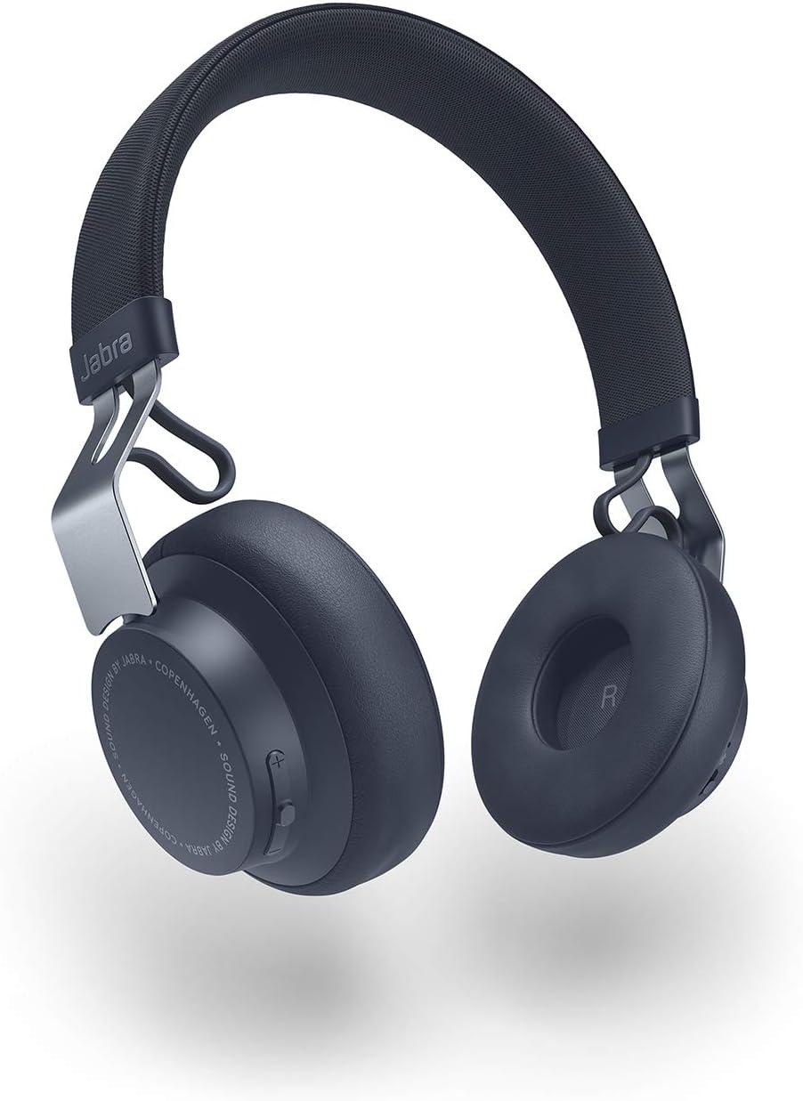 Jabra Move Style cascos inalámbricos con Bluetooth - Marino