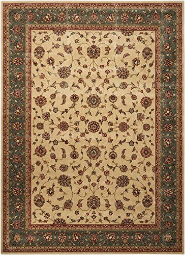 - Nourison Persian Arts BD04 Area Rug Ivory 2' x 3'6