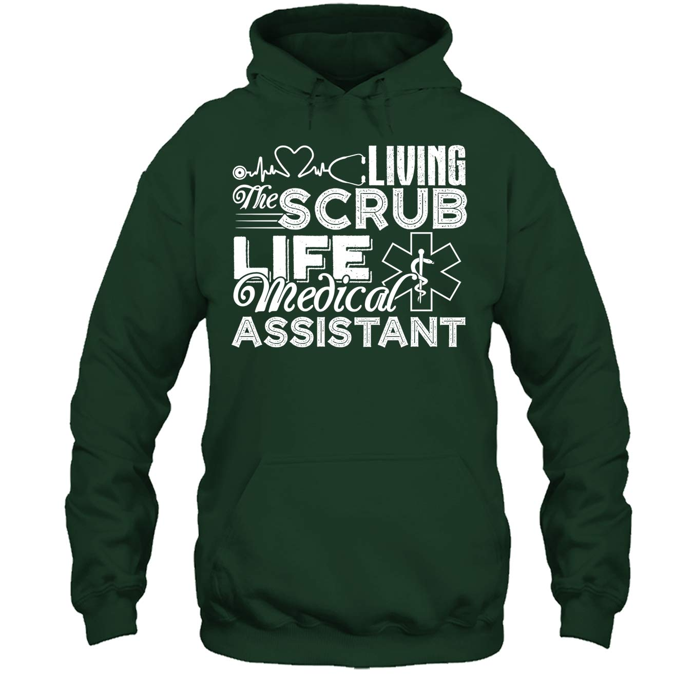Medical Assistant Life T Shirt Seewhite Medical Assistant Tshirt Design