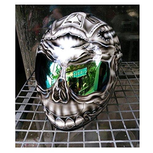 Custom Painted Helmets - 9