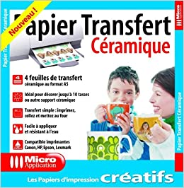 Papier Transfert Ceramique 4 Amazon Fr Livres Anglais Et