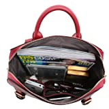 LOFA Leather Backpack College Backpack Leather