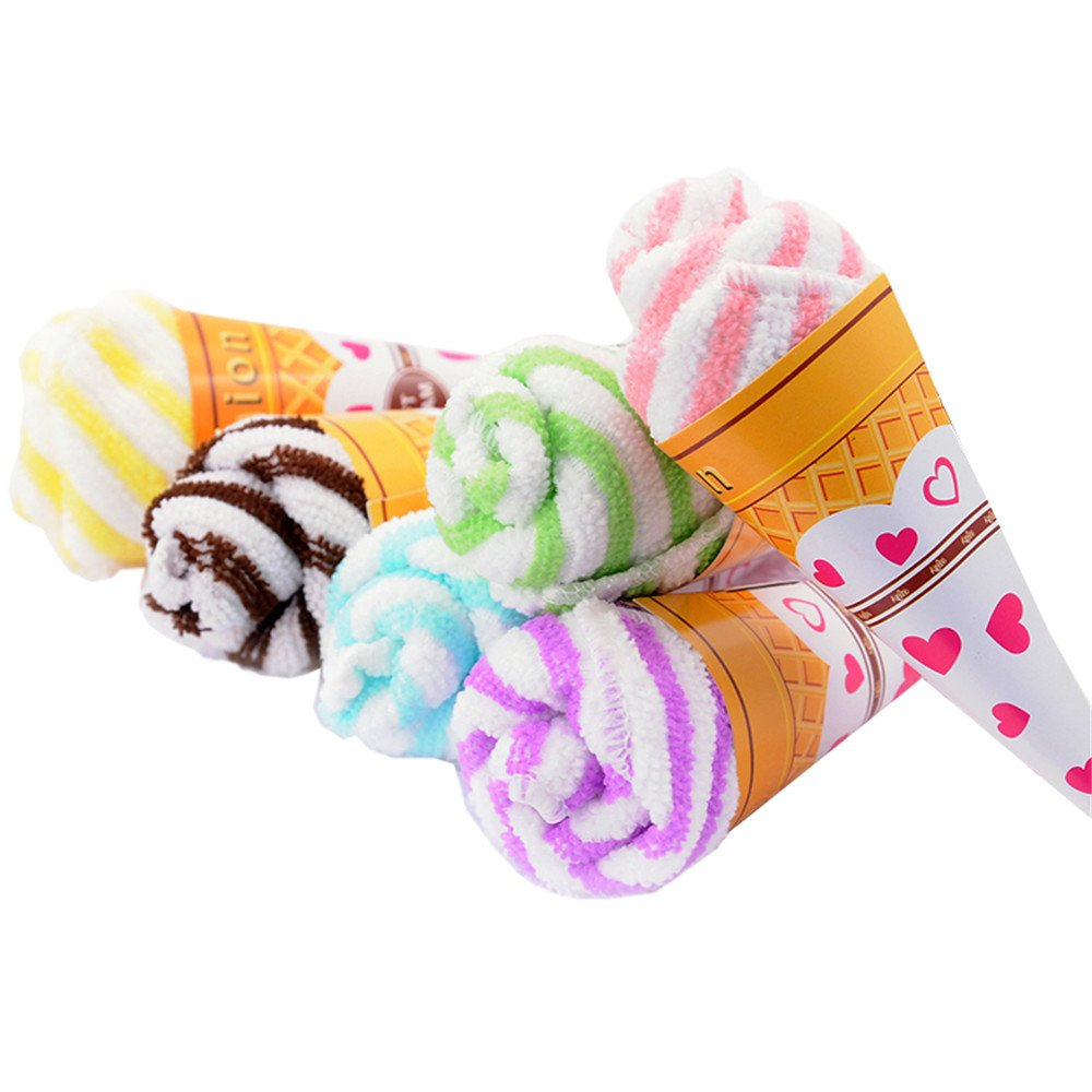 10 Ice Cream Towel Personalized Wedding Gift Thank You Guest Favor Wholesale Item Gear Stuff Accessories Supplies Product