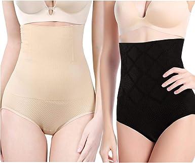 Womens Ladies Extra Firm Control Shapewear Body Waist Shaper Underwear Knickers