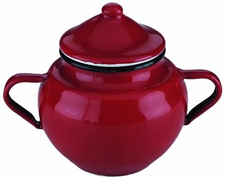 IBILI 910650 - Azucarero Rojo 0,50 Kgrs.: Amazon.es: Hogar