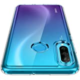 Spigen Ultra Hybrid Designed for Huawei P30 Lite Case (2019) - Crystal Clear