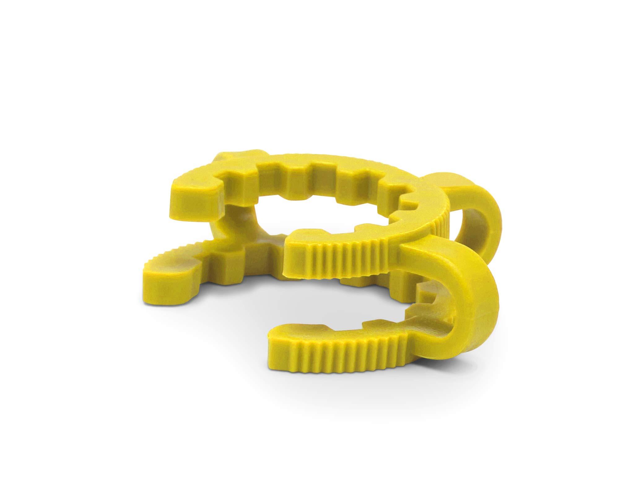 Goldleaf Scientific ACC040PK #40 Plastic Keck Clips (5-Pack) by Goldleaf Scientific