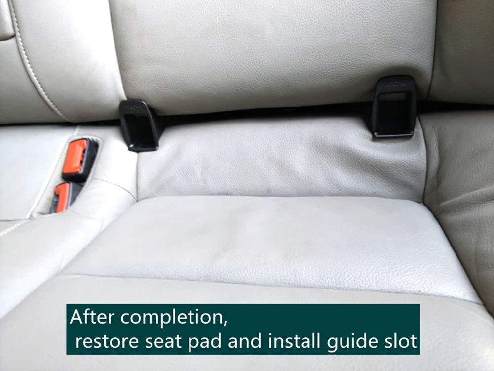 A6L Applicabili Isofix Interfaccia per Seggiolino per Bambini Staffa di Aggancio Staffa Ifx LSYNB Staffa per Seggiolino di Sicurezza per Bambini Accessori per Auto A4 A6