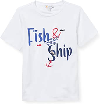 Steiff T-Shirt Camiseta para Niños