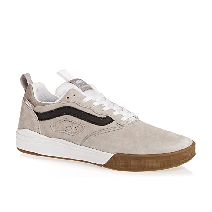 e08ff818b9e70f Vans Men s Ultrarange Pro Skate Shoe Drizzle White 10.5 B(M) US Women   9  D(M) US  Buy Online at Low Prices in India - Amazon.in