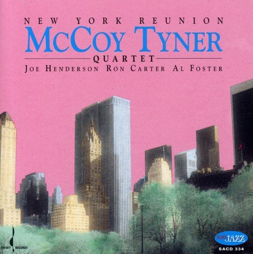 SACD : McCoy Tyner - New York Reunion (Hybrid SACD)