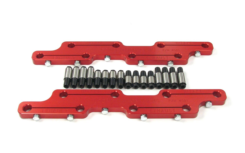 COMP Cams 4021 7//16 Diameter Solid Bar Design Stud Girdle for Big Block Chevrolet