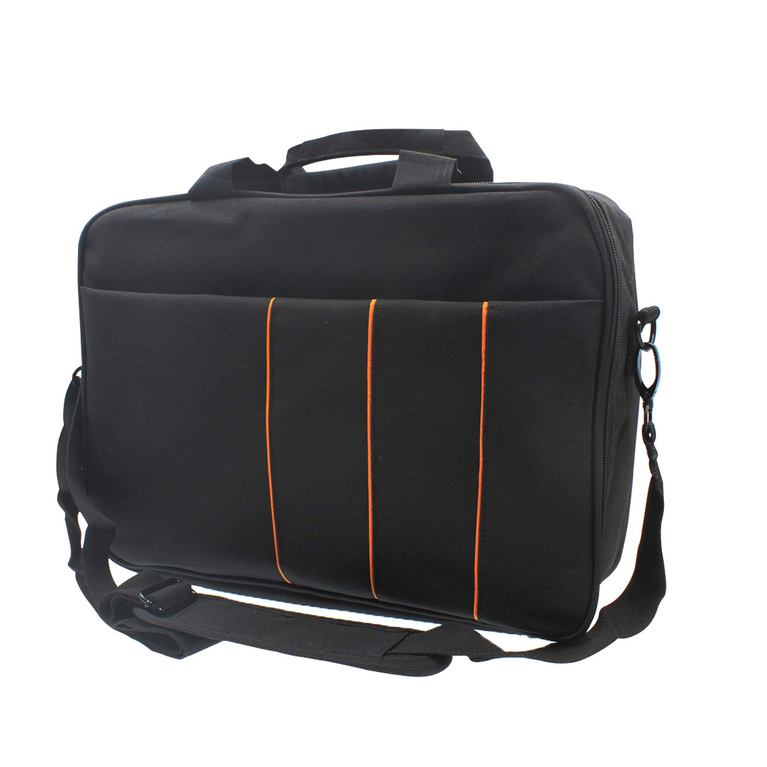 BeVision Projector Case, Large Size, 16x12 inches, Projector Carrying Bag with Waterproof Hard Shell Frame, for Epson, Acer, Benq, LG etc