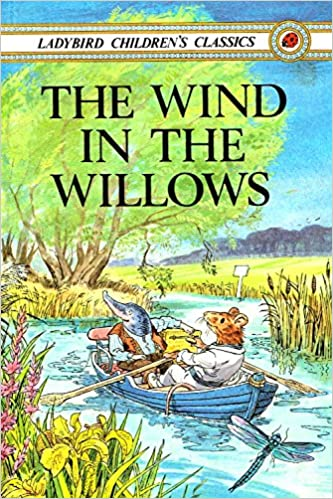 Image result for wind in the willows retold joan collins