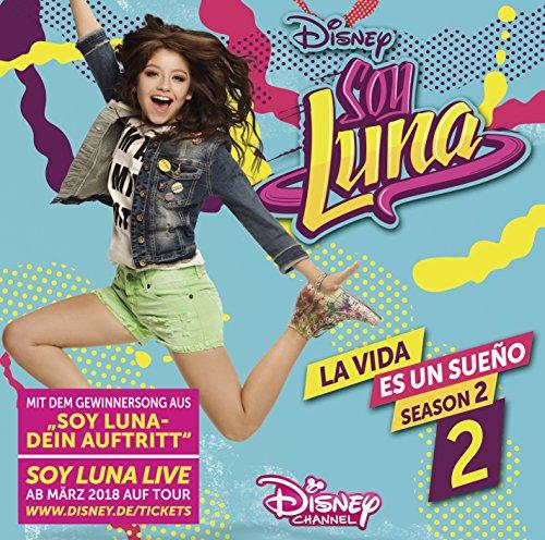 Soy Luna La Vida Es Un Sueno 2 Staffel 2 Vol 2 Music