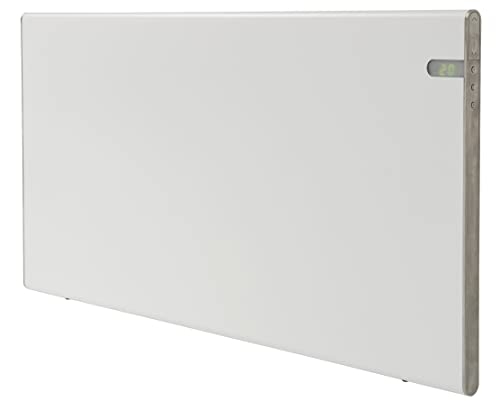 Bendex LUX –Convector para Pared eléctrico Calefacción Calefactor eléctrico Calefactor radiadores (Calor 1000W Blanco IP24